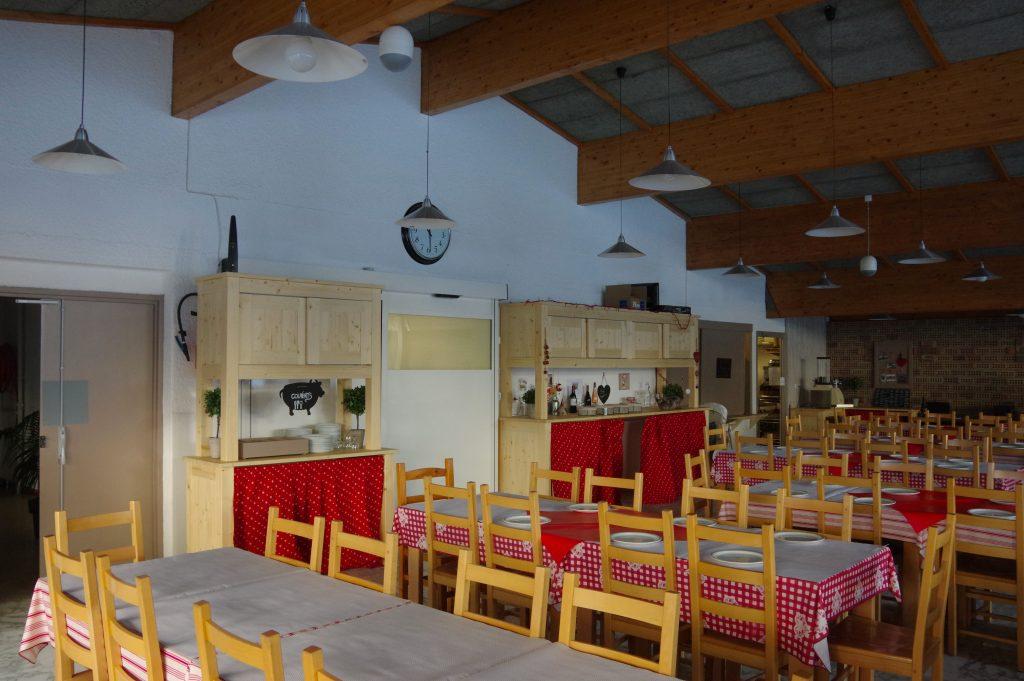 CIS - salle de restaurant